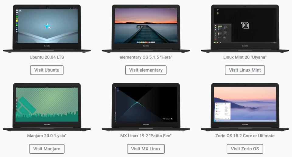 Linux laptop company Star Labs offers a bunch of preloaded operating systems, but that's not even the best part...