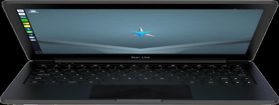 The upcoming Star Lite Mk III from Linux laptop company Star Labs