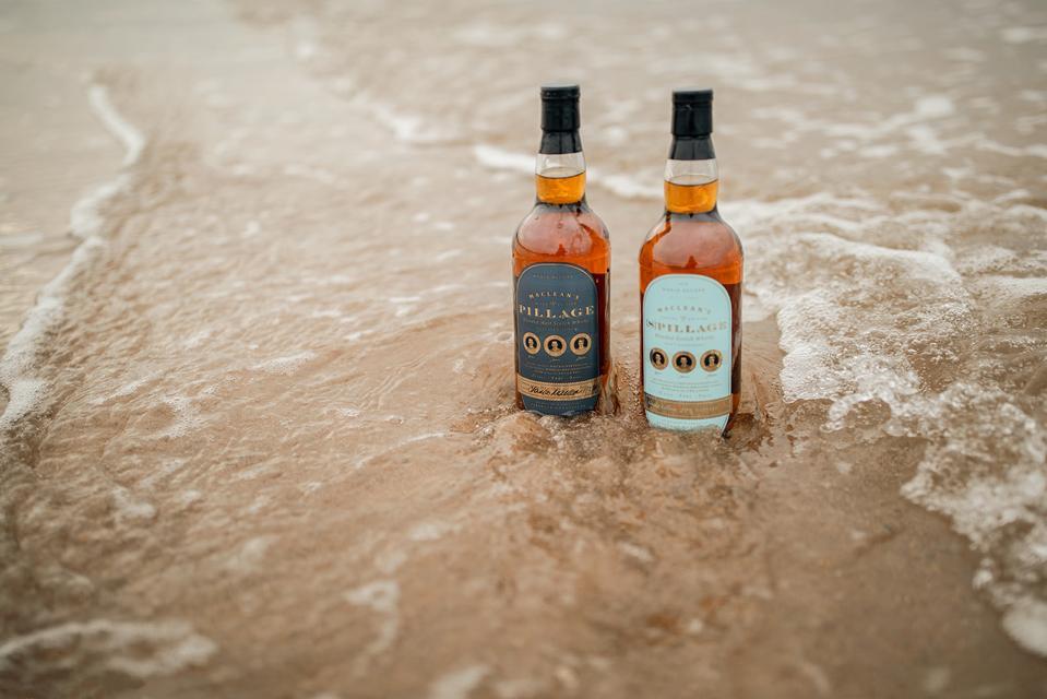 Pillage and Spillage Scotch Whiskies