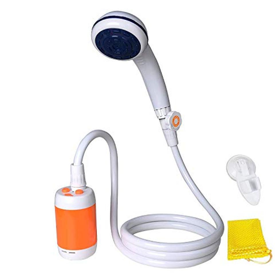 Best Air Fryer - A portable shower head