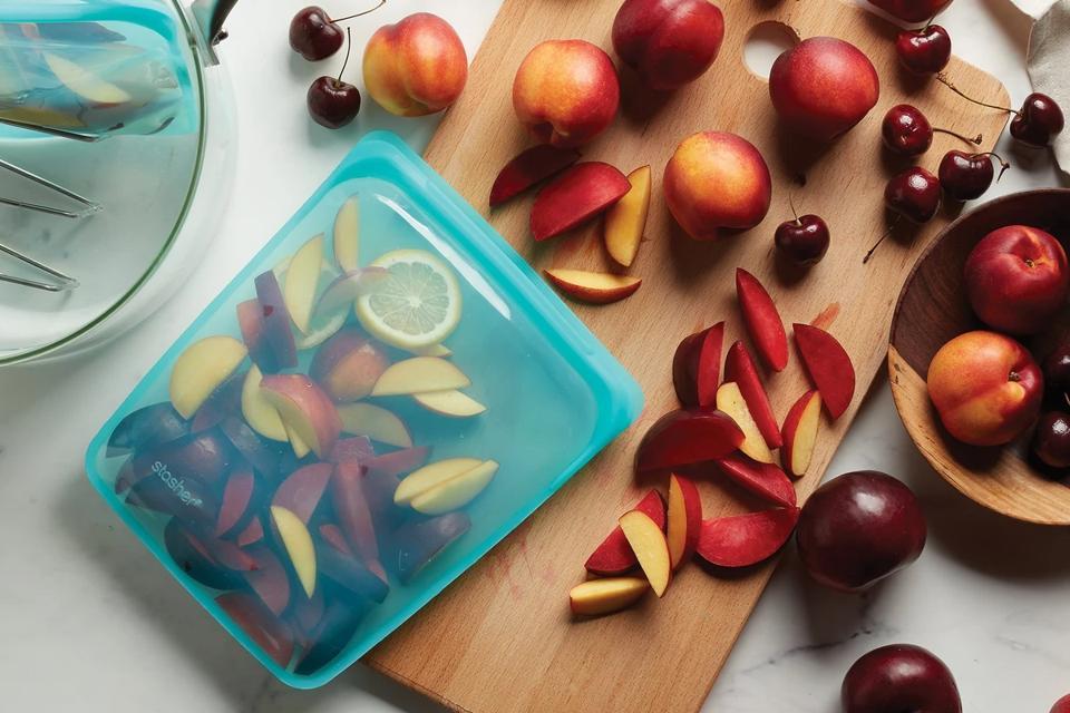 Best Air Fryer - Stasher Half Gallon Reusable Food Bag