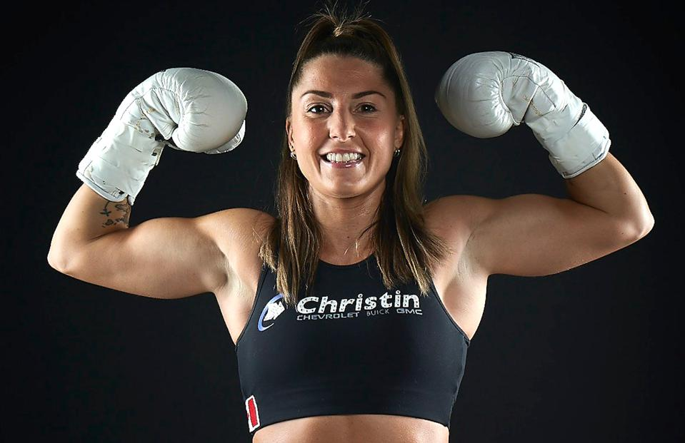 Kim Clavel debuts for Top Rank July 21