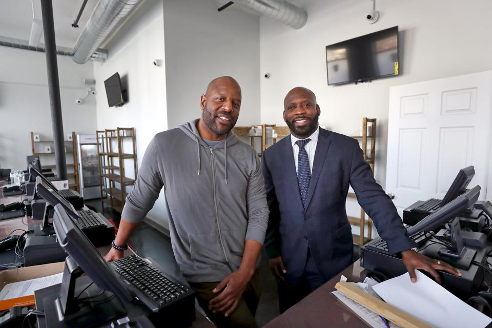 From Police Stops to Marijuana Executives: The Long Journey For Owners of Boston's First Pot Shop