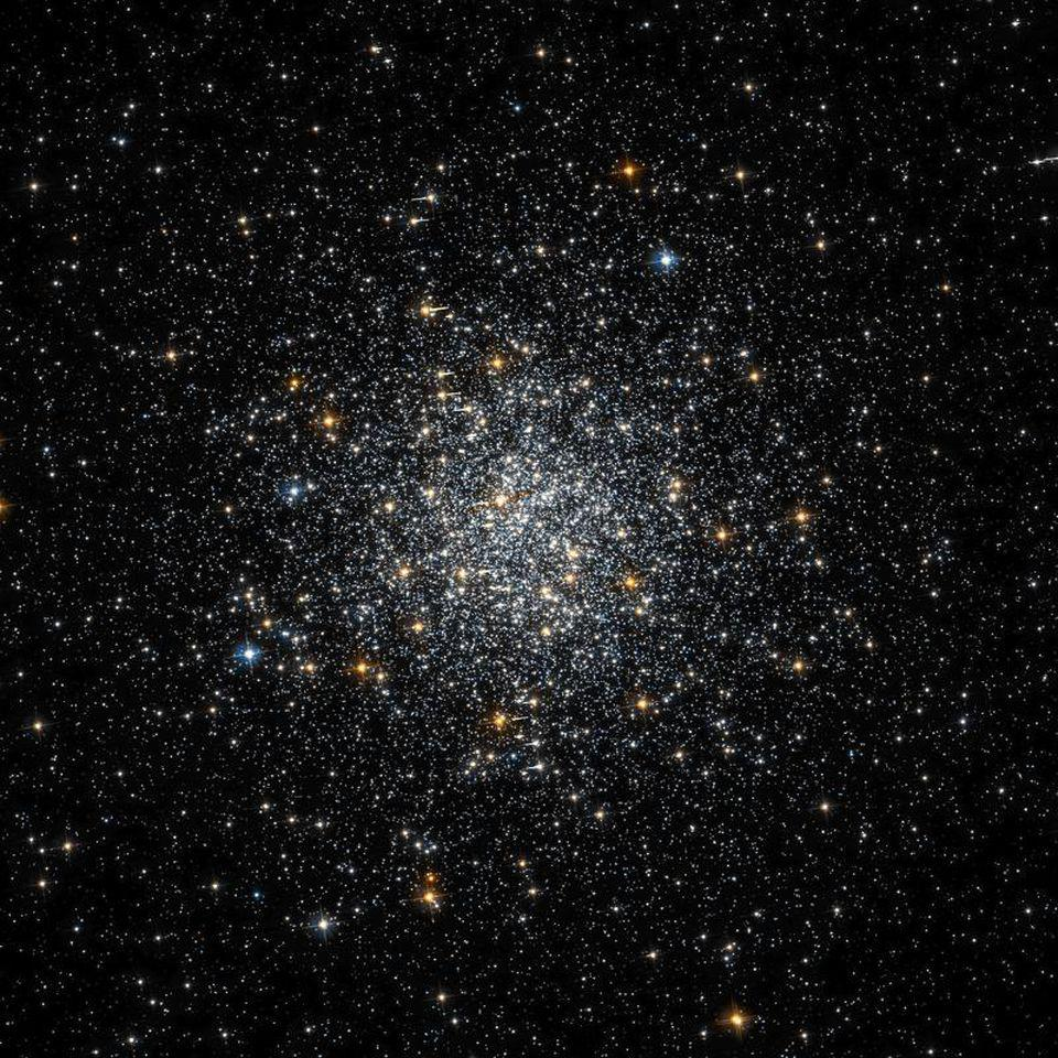 The globular cluster Messier 69 is highly unusual for being incredibly old and metal-rich.