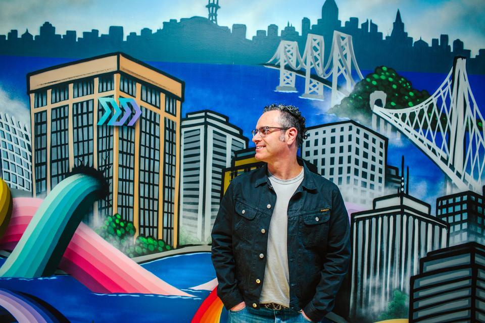 Marqeta CEO Jason Gardner