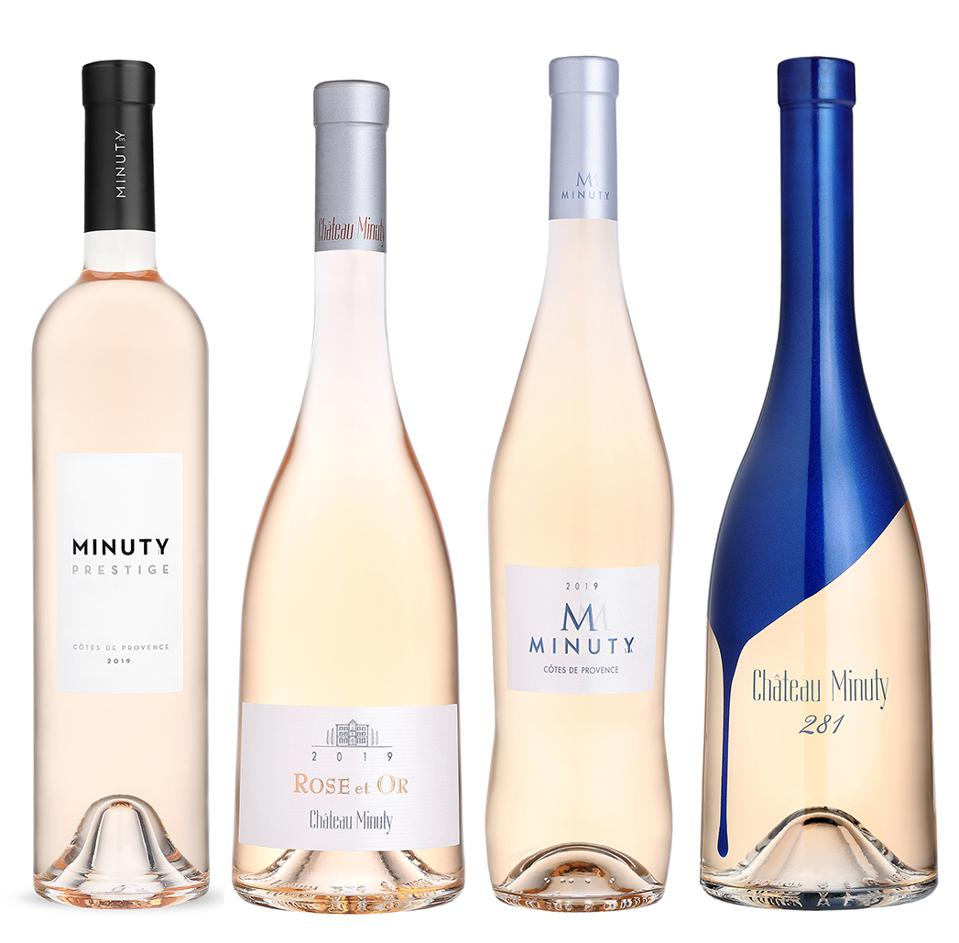 Chateau Minuty is one of Provence's premium estate-driven producers of rose.