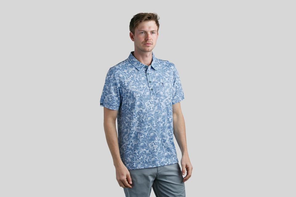 William Murray Golf  Southern Charm Polo by William Murray Golf