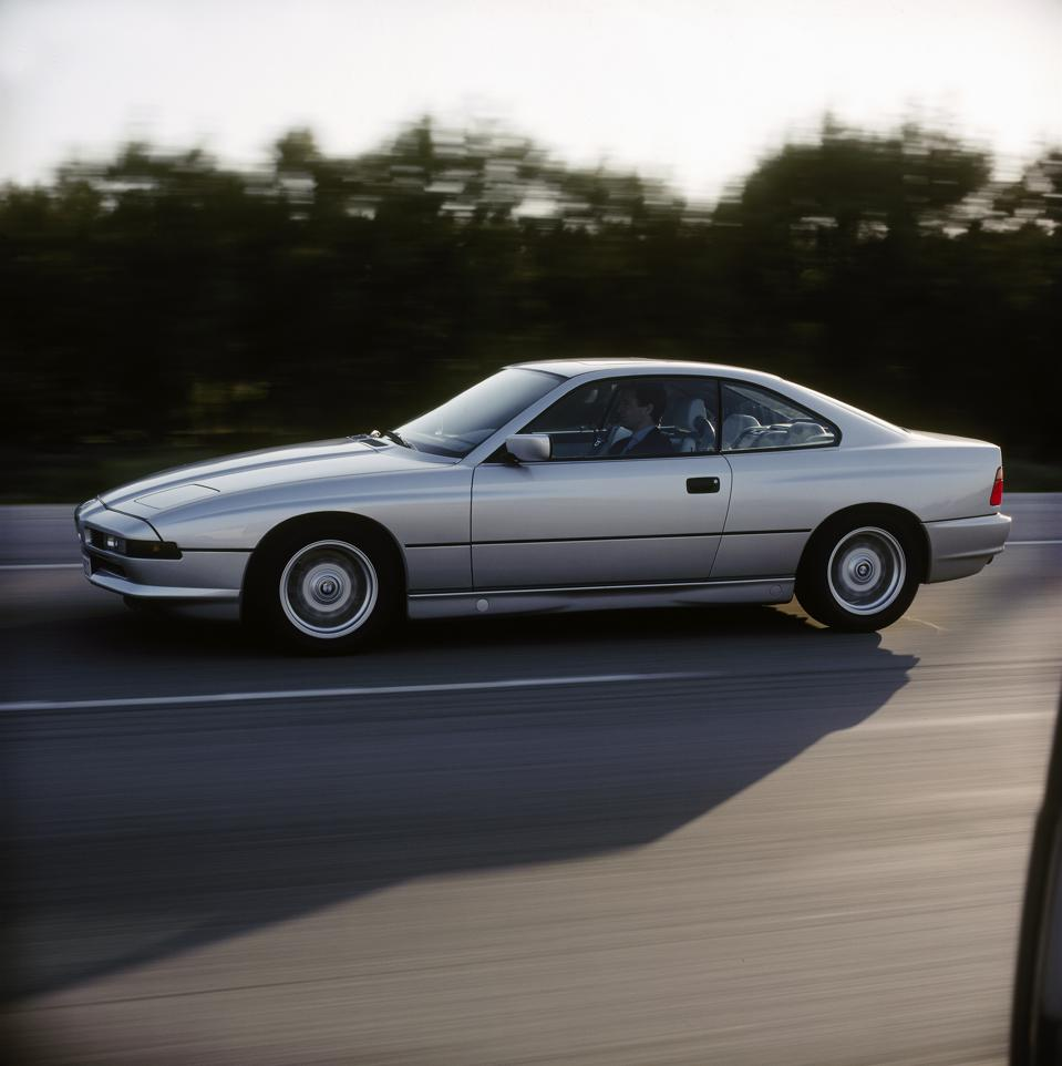 30 Years On The Bmw 8 Series Is All Different And Yet Familiar