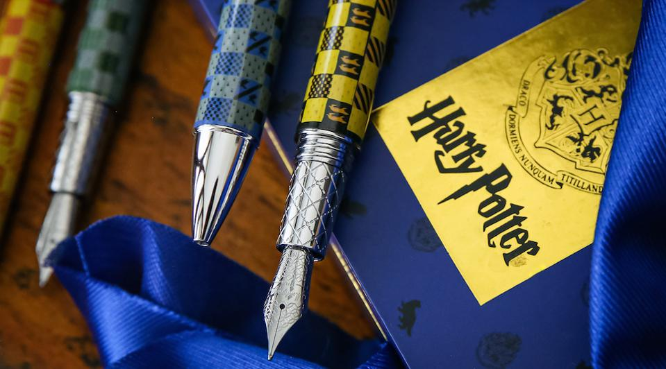 The Harry Potter Collection from Montegrappa.