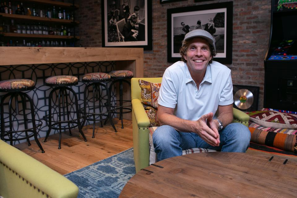 Jesse Itzler has succeeded in music, startups and endurance sports