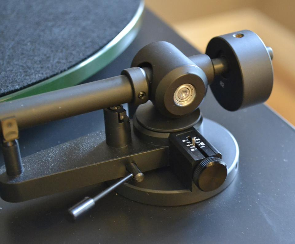 NAD C 558 turntable review