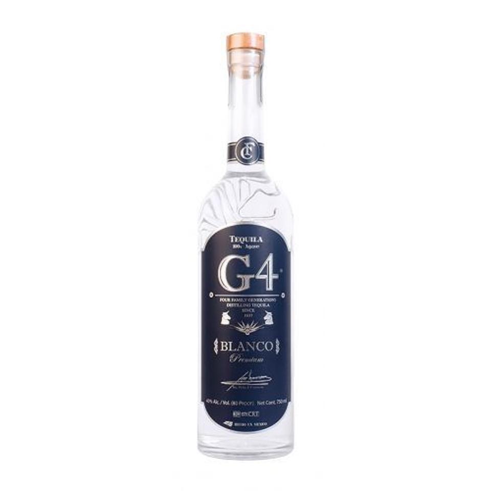 G4 Tequila Blanco_Best Tequilas