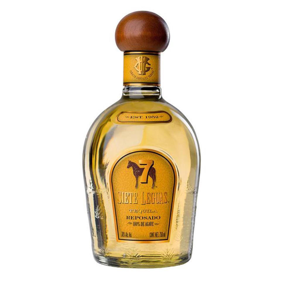 Siete Leguas Reposado_Best Tequilas