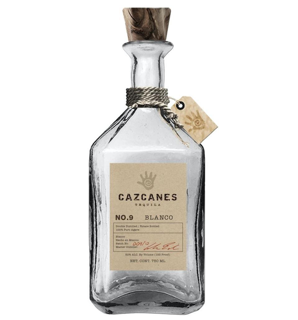 Cazcanes No 9 Blanco_Best Tequilas