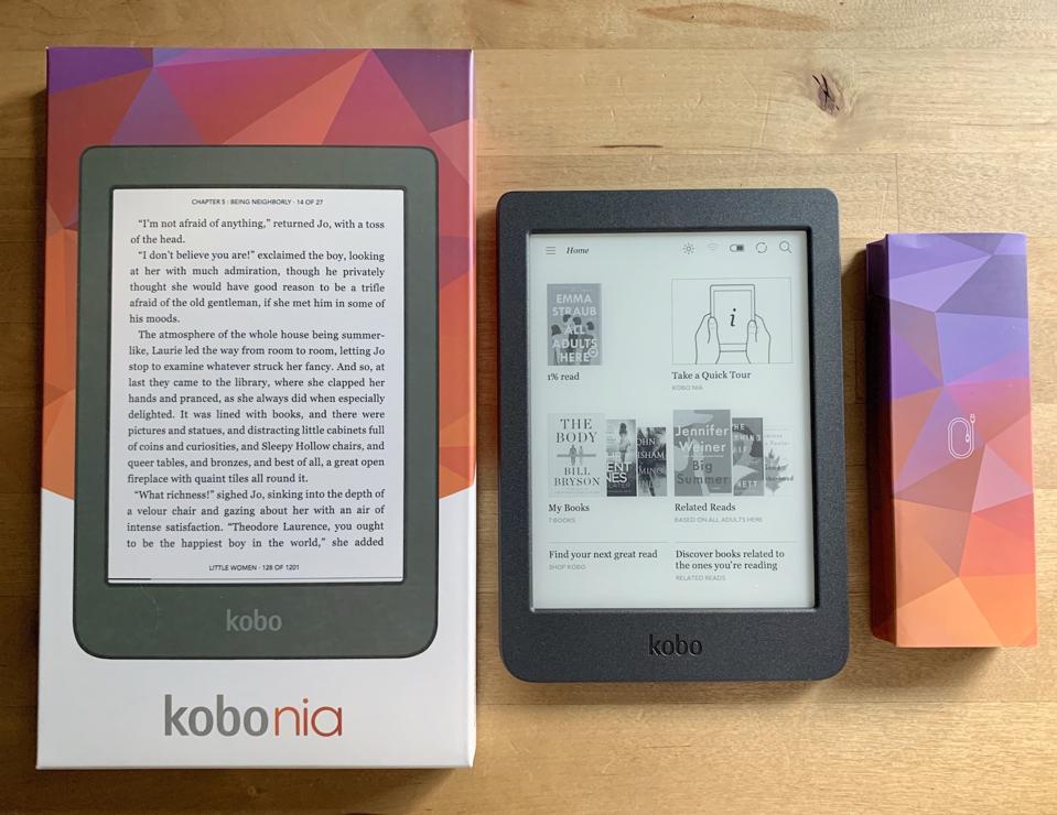 Kobo Nia review