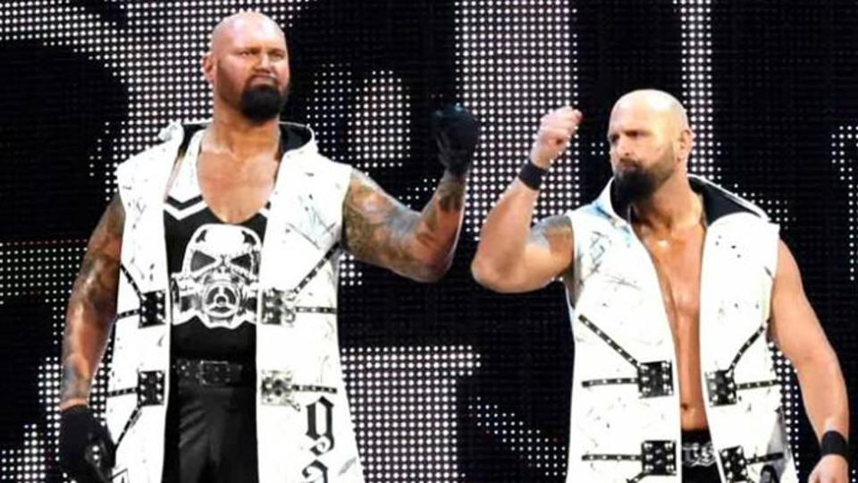 Karl Anderson and Luke Gallows confirmed their signing with IMPACT Wrestling.