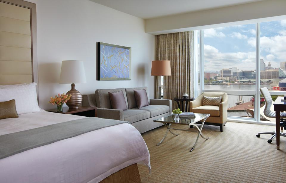 Four Seasons Hotel Baltimore Harbour View King