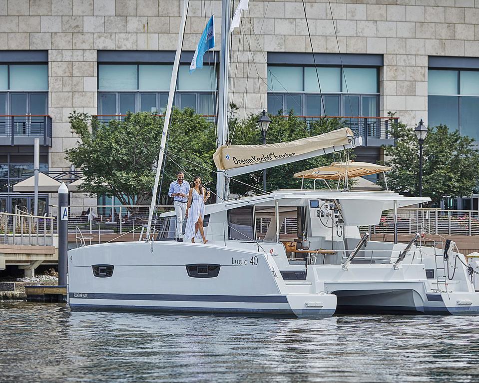 Four Seasons Hotel Baltimore Catamaran Sunset Cruise