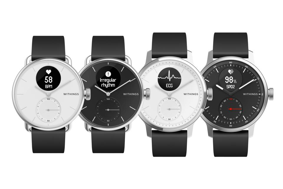 Withings ScanWatch is coming soon.
