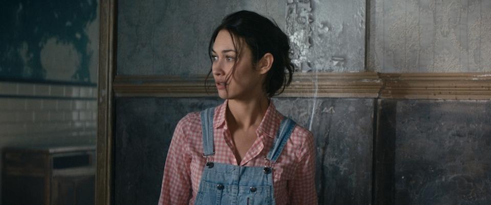Olga Kurylenko in 'The Room.'