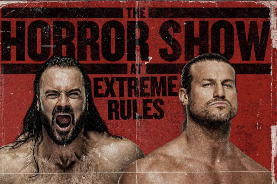 Drew McIntyre and Dolph Ziggler headlined The Horror Show at Extreme Rules.