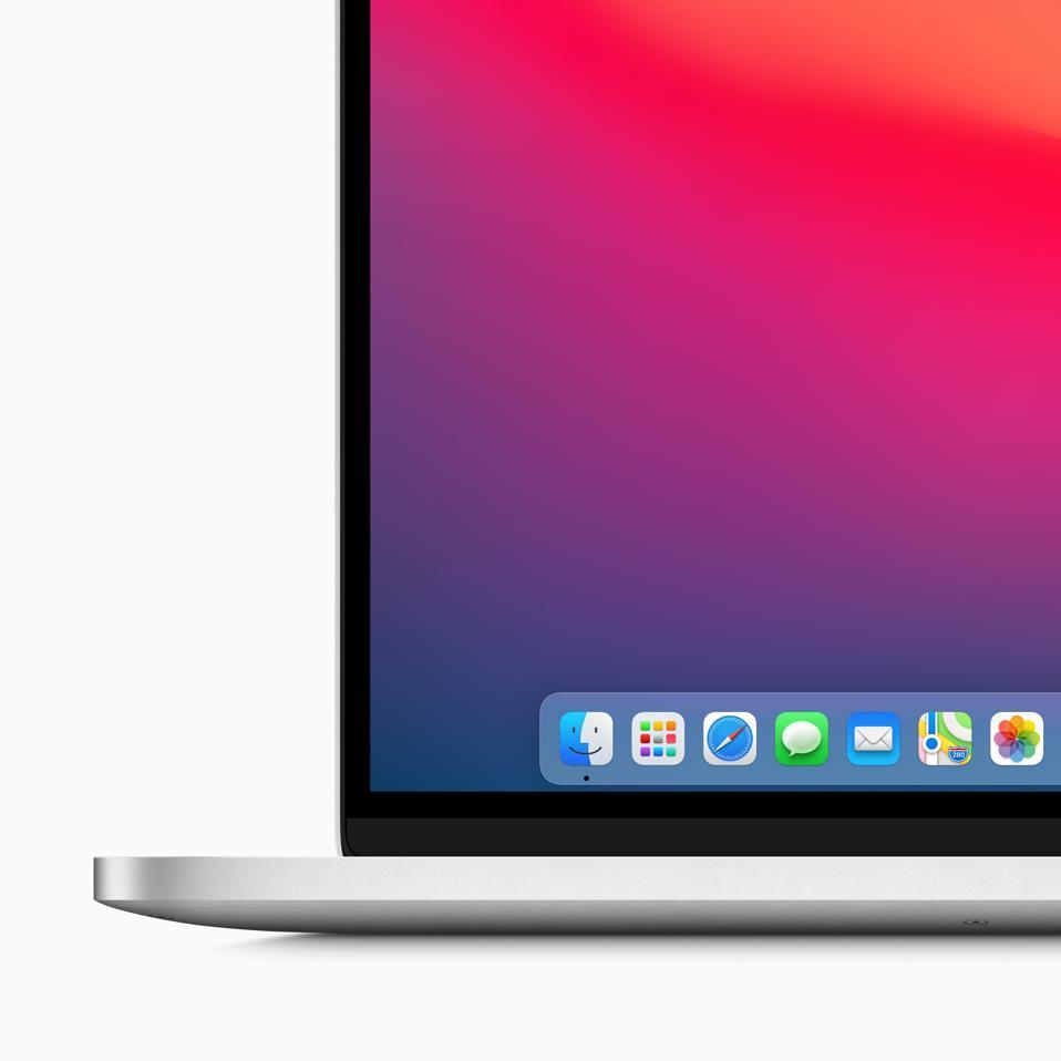 New app icons in macOS Big Sur