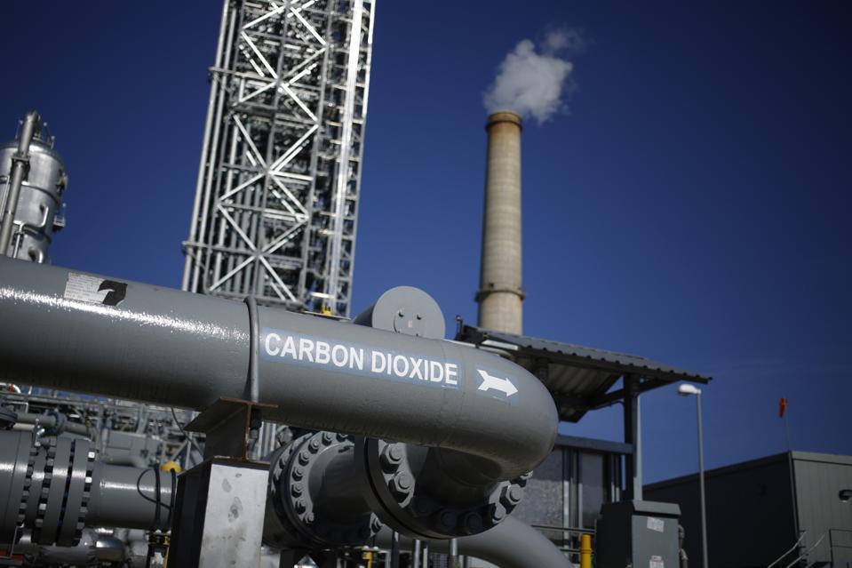 NRG ENERGY INC. CO2 CAPTURE