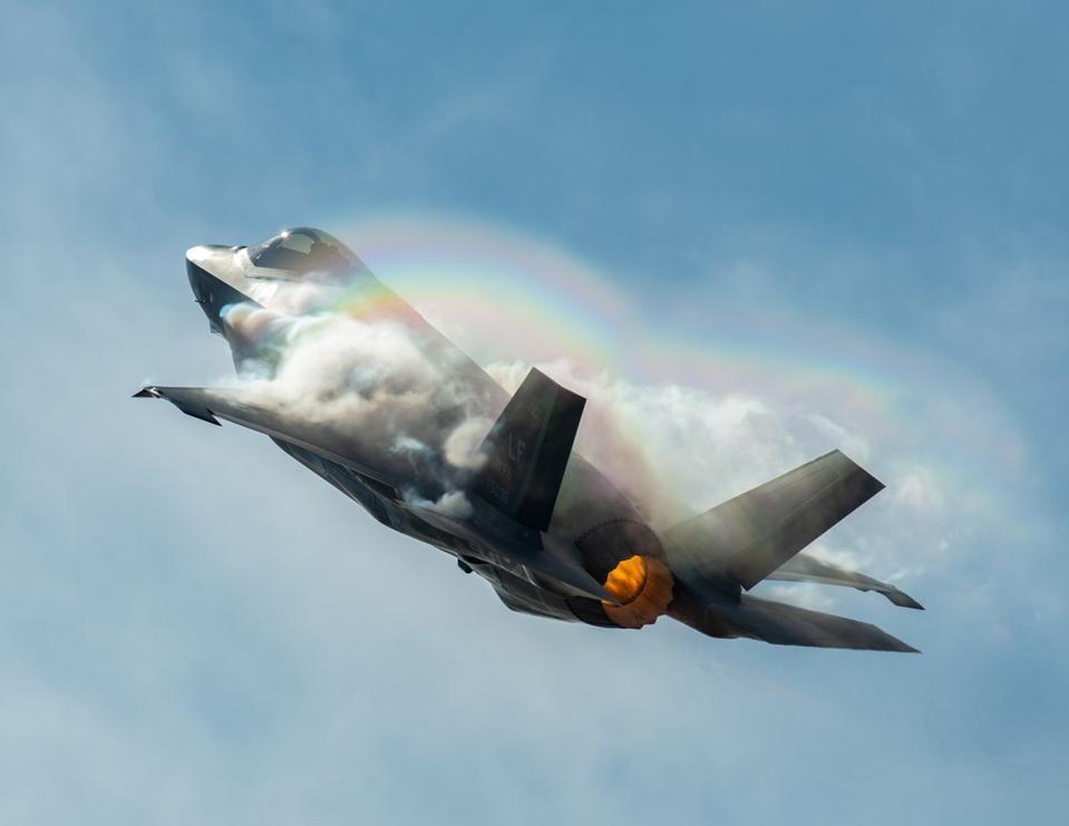 F-35 Scalata