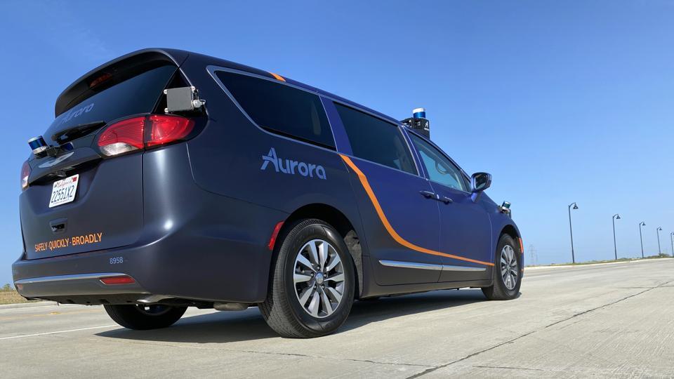 Aurora-Texas-self-driving-trucks