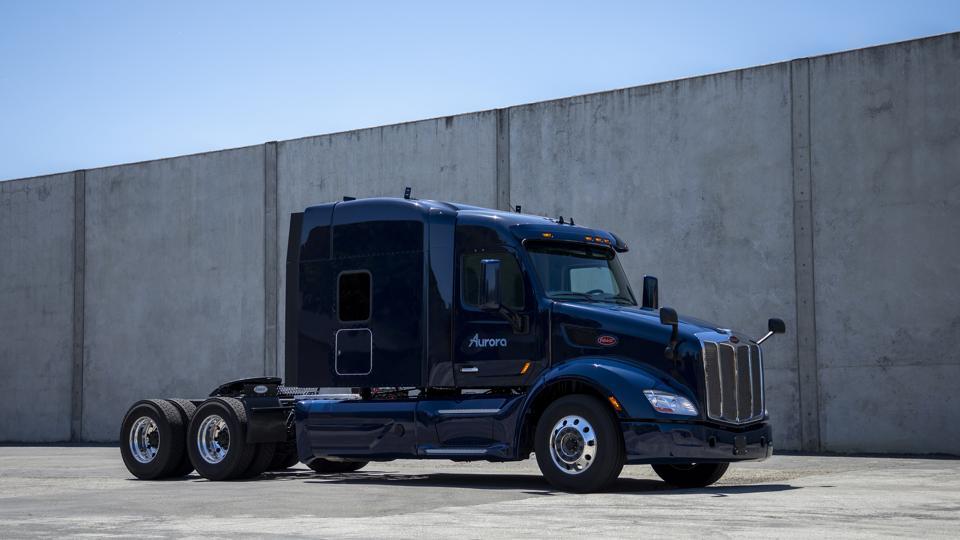 Aurora-Texas-self-driving-truck