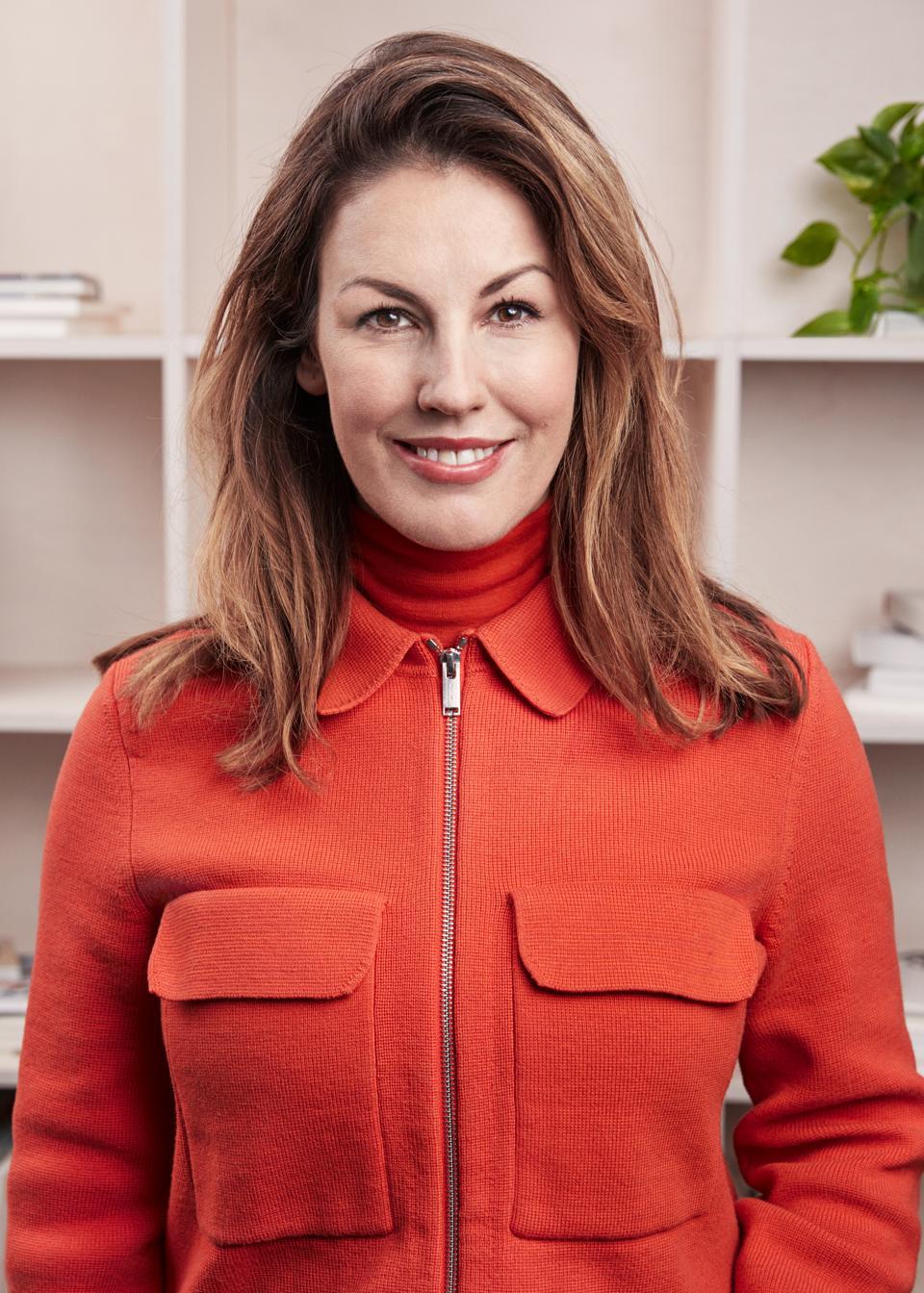 Anna Gedda, Head of Sustainability H&M Group