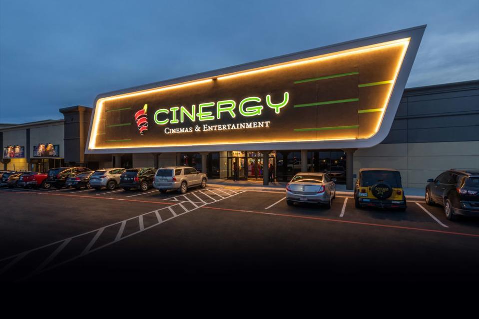 A Cinergy location.