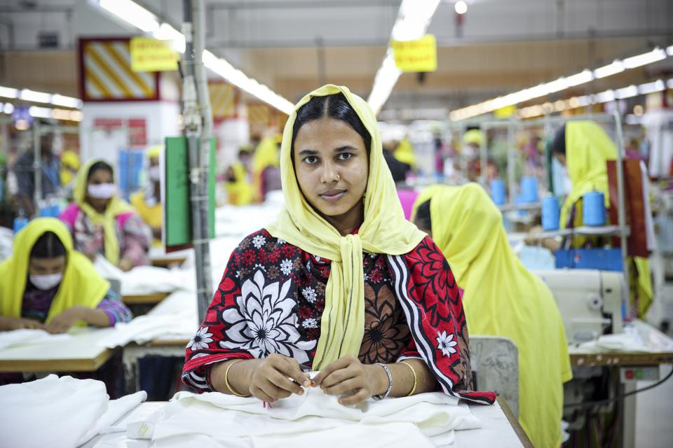 Sustainable production: H&M supplier factory DBL, Bangladesh