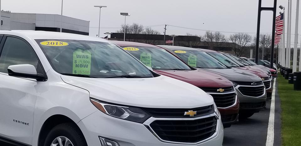 Short supply has driven up prices for used vehicles