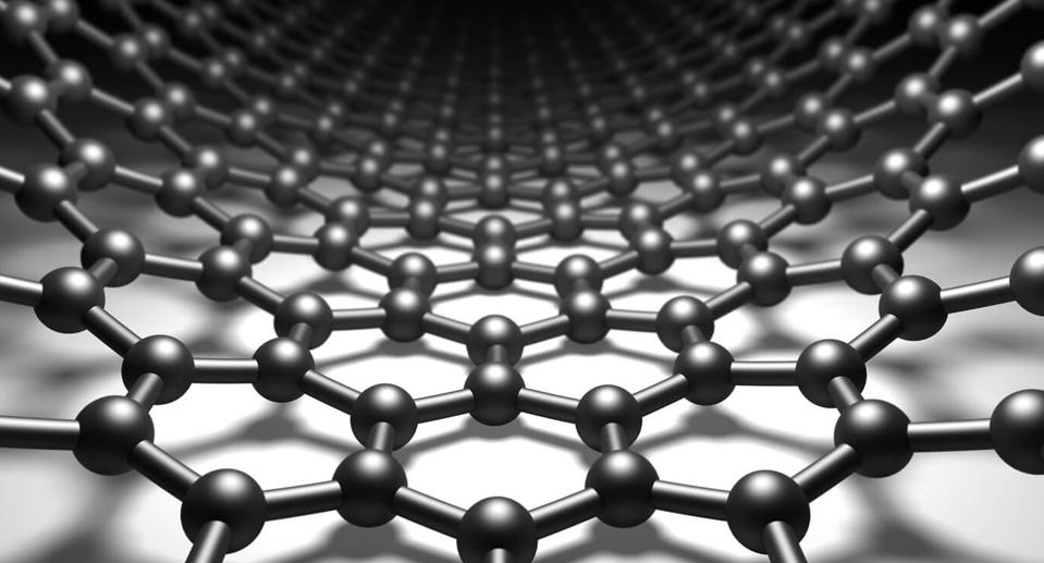 At just one atom thick, graphene is an incredibly lightweight and conductive material