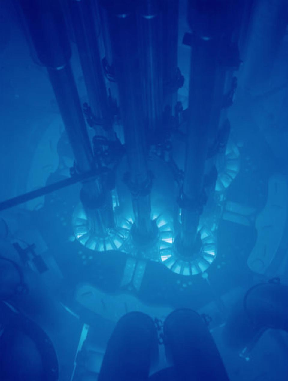 Research reactor core