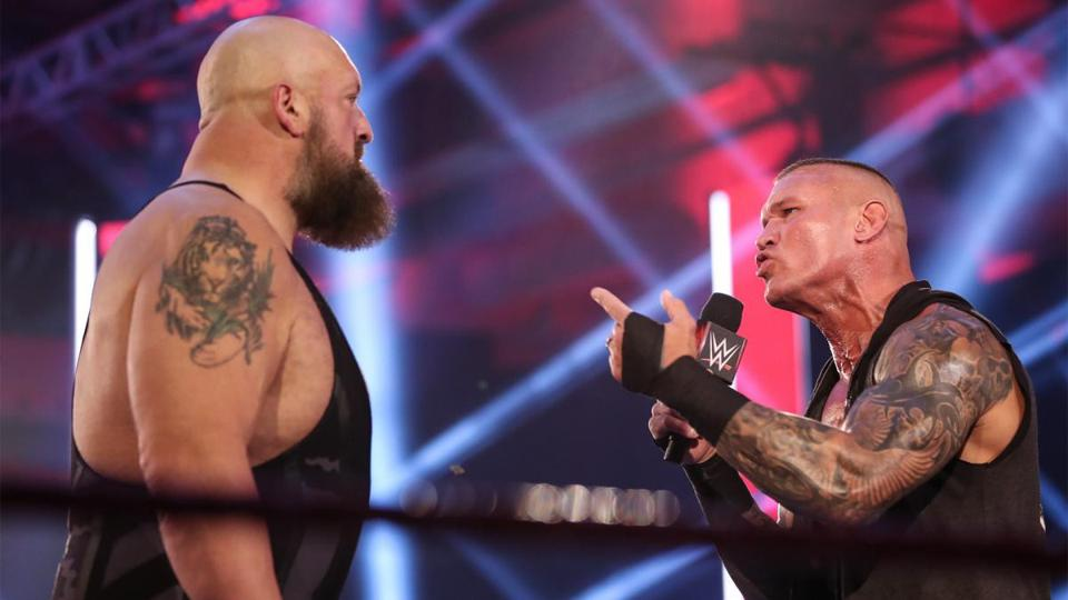 Randy Orton and Big Show main evented Raw after WWE Extreme Rules 2020.