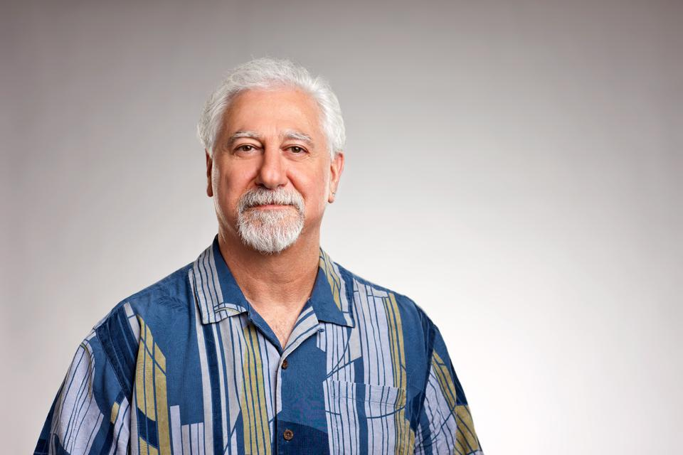 A picture of Chris Malachowsky, Nvidia co-founder