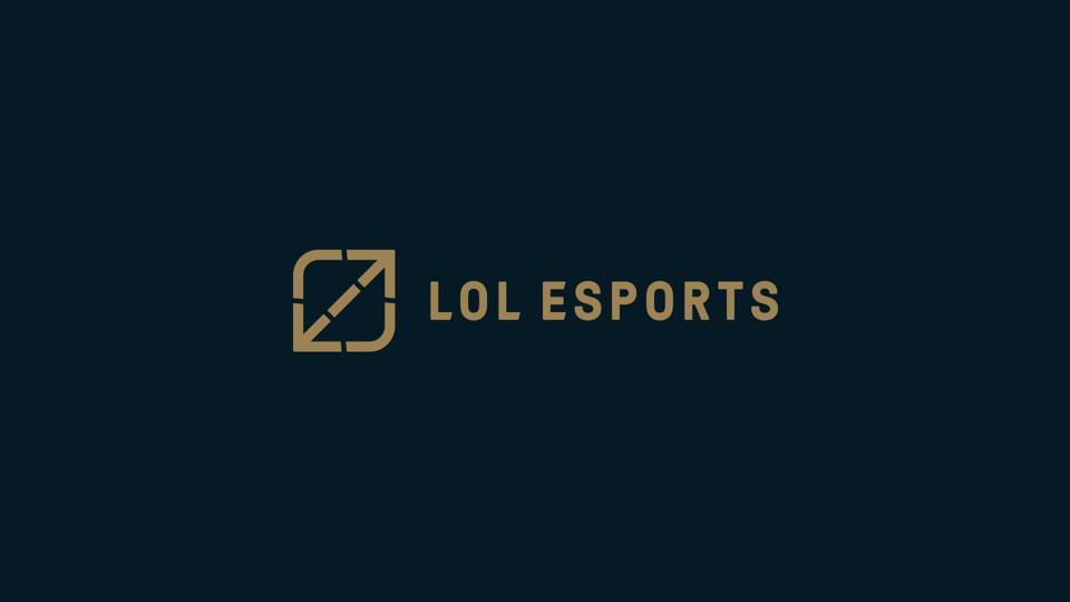 Il logo LoL Esports.