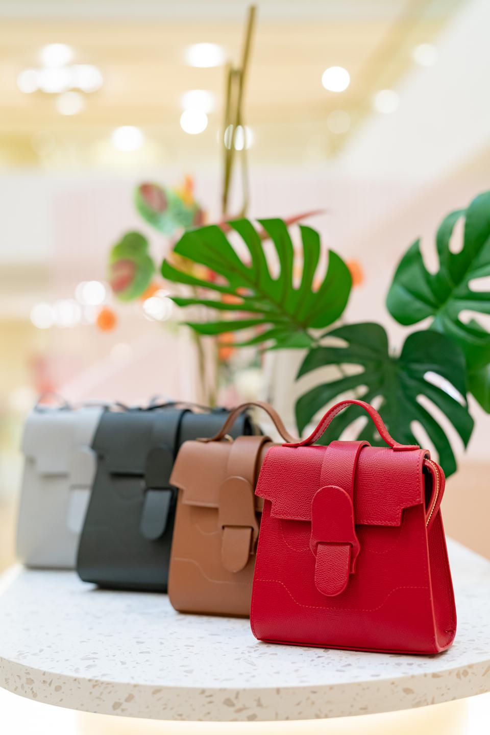 The brand's latest Asia-exclusive, the Alunna bag