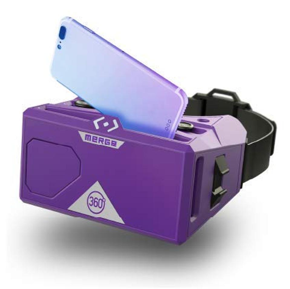 Merge VR headset