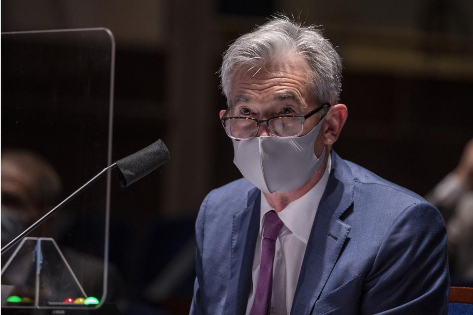 Fed Chairman Jerome Powell Testifies Before House On Response To Pandemic