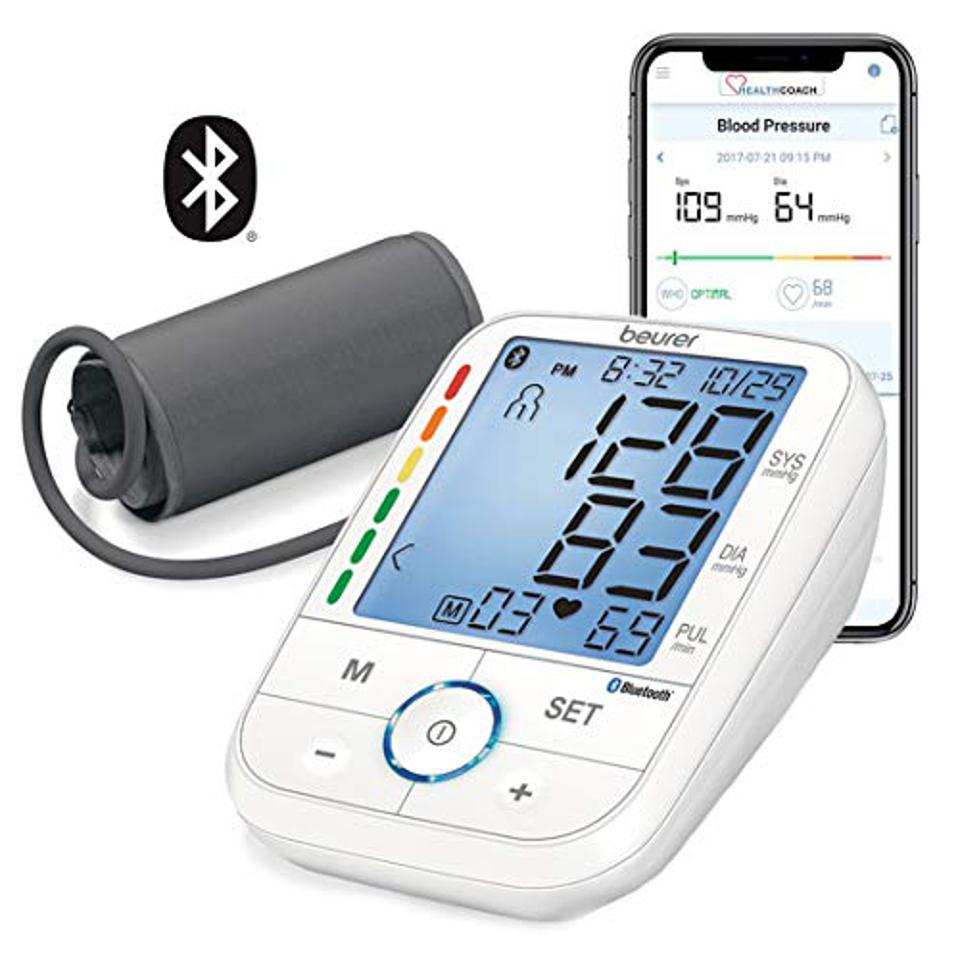 The Best Blood Pressure Monitors For Tracking Your Health At Home
