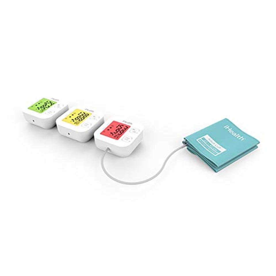 The iHealth Track Wireless Blood Pressure Monitor