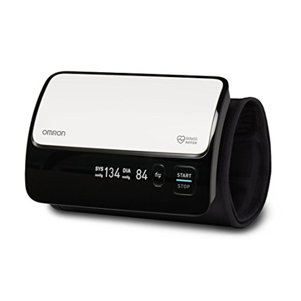 The Omron Evolv Bluetooth Blood Pressure Monitor