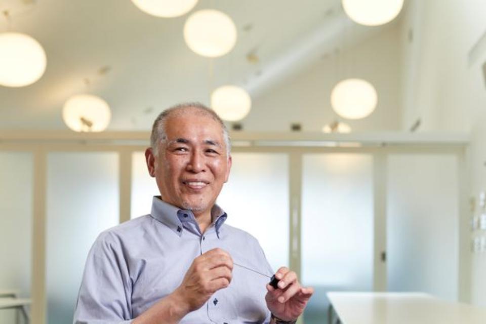 FUTA-Q President Futaku Ryozo.