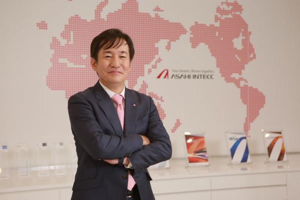 Asahi Intecc President Miyata Masahiko