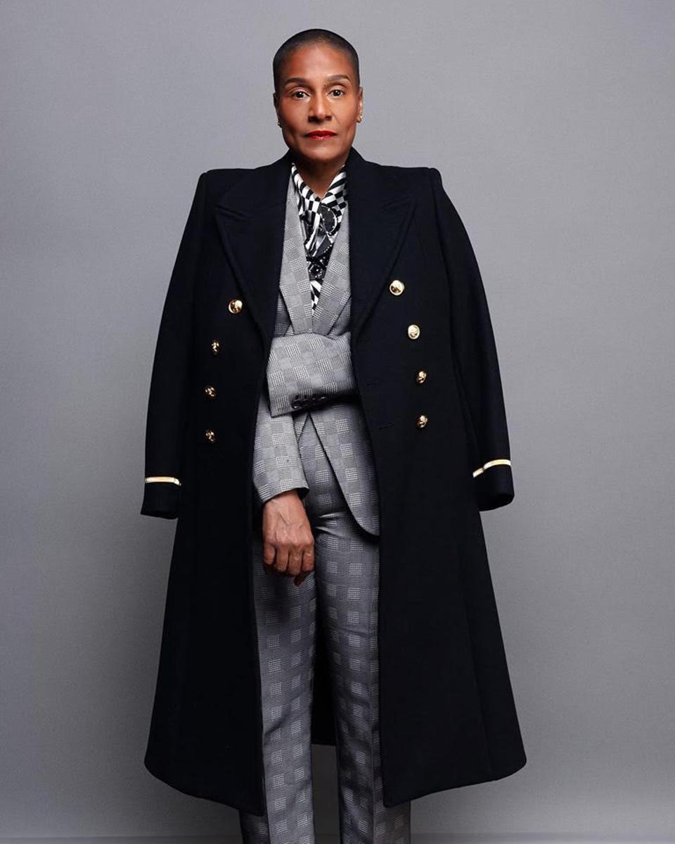 The Vogue Attorney, Natasha Mayne