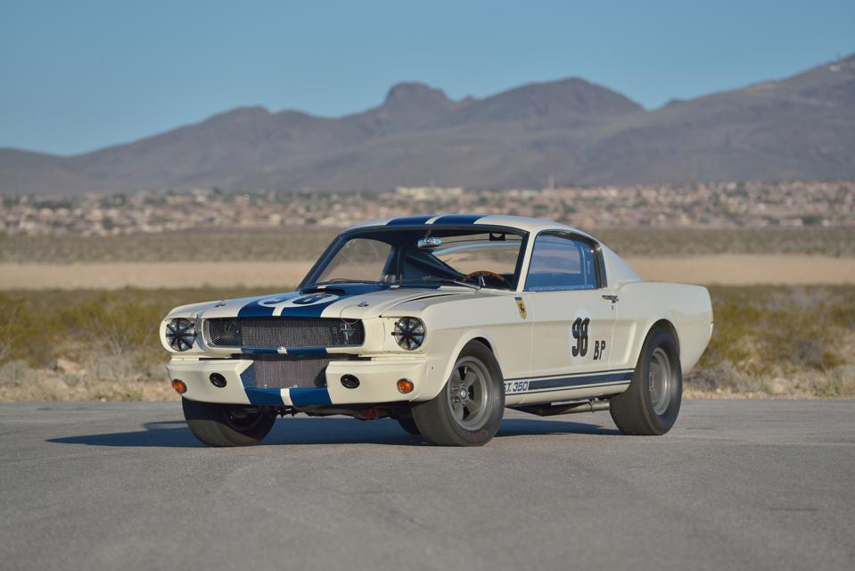 1965 Shelby GT350R Ford Mustang