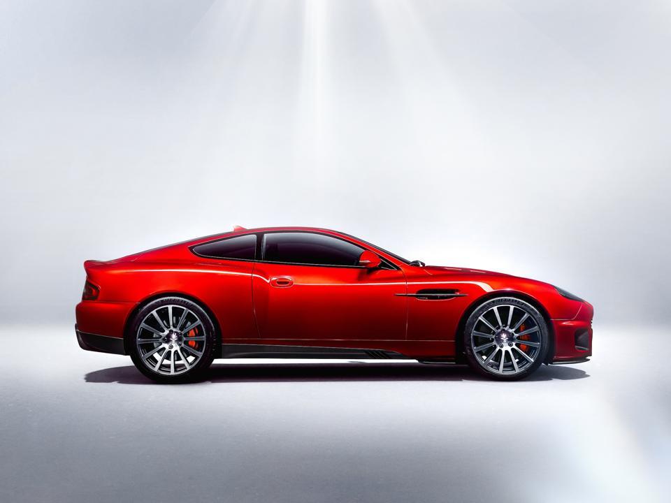 Ian Callum S Reimagined Aston Martin Vanquish Is Production Ready